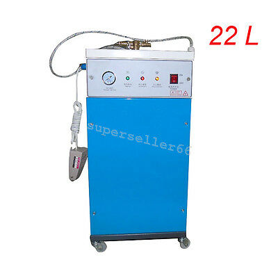 22L 【220V only】 Dental High Pressure Steam Cleaner cleaning Autoclave Sterilizer