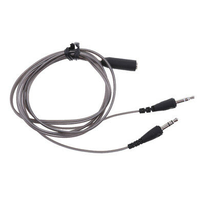 MagiDeal 1m 3.5mm Stereo Female to 2-Male Y Splitter Audio Cable