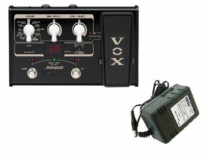 VOX Guitar Effects Sutonpuravu SL2G AC adapter set modeling effects bui... JAPAN
