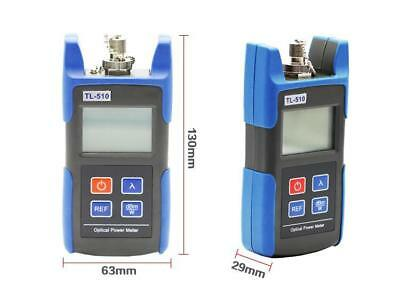 Shinho Tl-510 Mini Fiber Optical Power Meter (-70~+10dBm/-50~+26dBm)