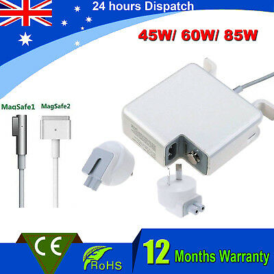 "45W/60W/85W Power AC Charger Adapter For APPLE MacBook Pro 13"" 15""17"" Masafe 1/2"