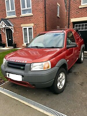Landrover Freelander commercial/van Special Vehicles