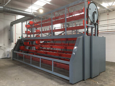 Automated Storage System Carousel Long Material Lengths