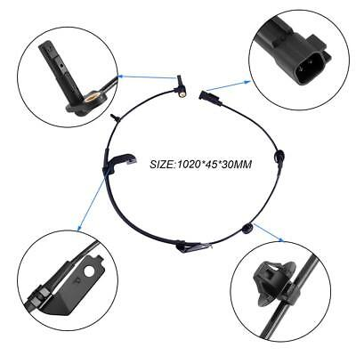 Genuine Front Left Axle ABS Wheel Speed Sensor for Dodge Jeep Compass 05105573AA