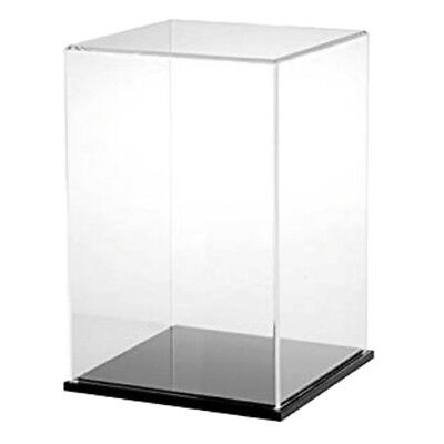 Acrylic Toy Display Show Case Dustproof Box for Model Car Figure Doll Parts