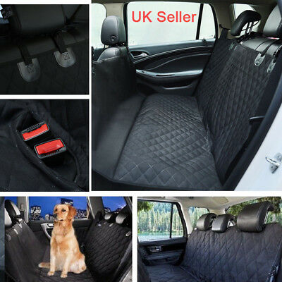 Car Rear Back Seat Cover Pet Dog Auto Protector Safety Hammock Mat Waterproof S
