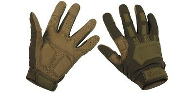 "Tactical Handschuhe ""Action"" - coyote tan"