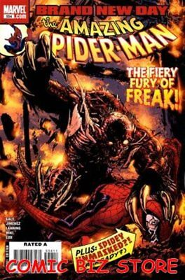 Amazing Spider-Man #554 (2008) 1St Printing Bagged & Boarded Marvel