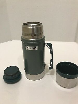 Stanley Coffee Thermos Vacuum Bottle Classic Stainless Steel Hammerton 24ounces