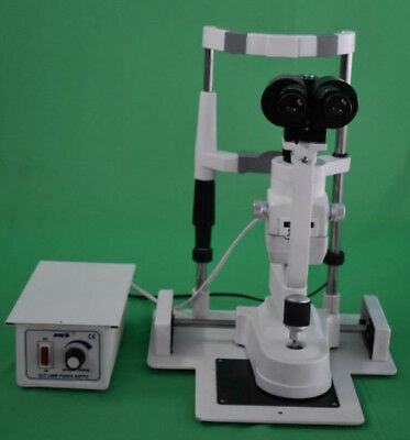 Slit Lamp  2 step magnification Biomicroscope chin rest MIKO / MZL-2S/