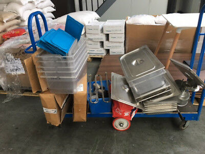 CATERING EQUIPMENT, street food, pop up, heat tray,