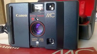Canon MC Camera (Film - 1990s?)
