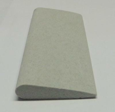 "Hard Arkansas Slip Stone, Sharpening Stone 4""x 2"" x 1/2"""