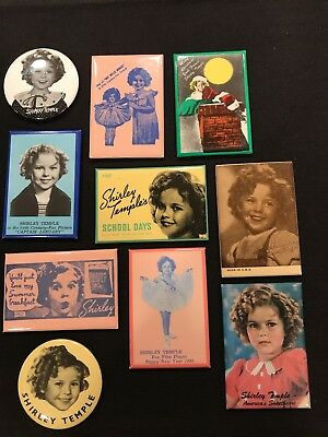 Shirley Temple Mirrors (10)