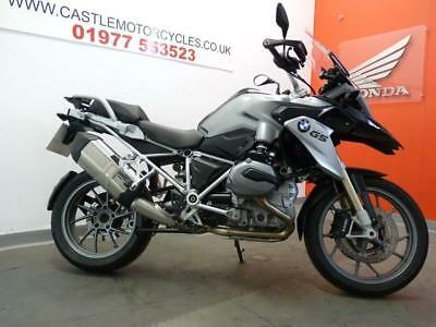 2014 BMW R1200GS R1200GS Tourer