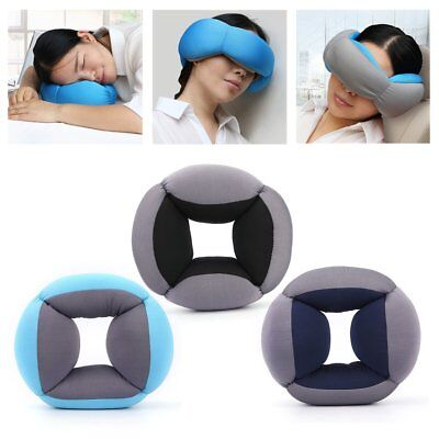 Office Lunch Desk Break Ostrich Cushion Pillow Breathable Lazy Nap Pillow GGFF