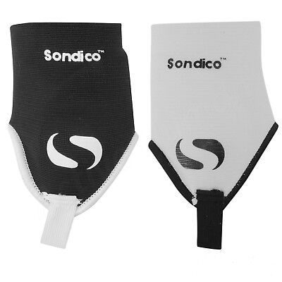 Official Sondico Ankle Guards Protectors Pads Shields Shin Mens Junior Kids New