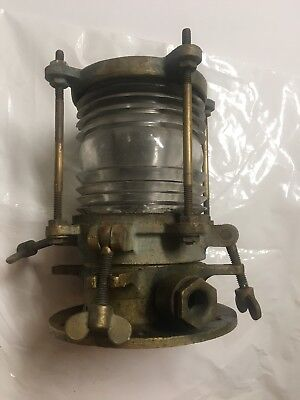 Brass US Navy Mast Lantern