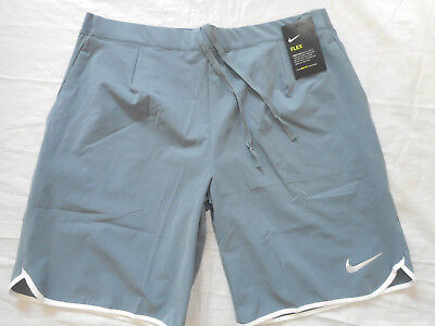 "Nike Flex Gladiator 9 "" Tennis Shorts Gr. L  NEU"