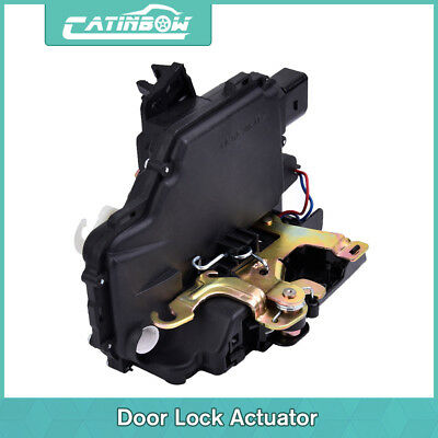 Door Lock Actuator & Latch Front Right Side For 99-13 Volkswagen OE#3B1 837 016A