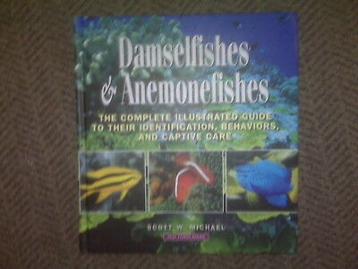 Damsel Fishes & Anemone Fishes by Scott Michael Brand NEW & RARE!!!