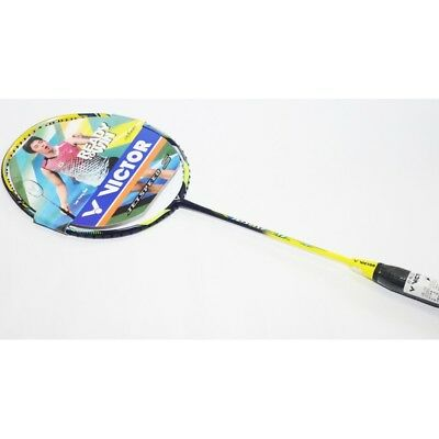 Victor JETSPEED 12 Badminton Racket with String Grip Case *Fast Shipping*