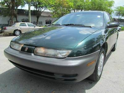 1997 Saturn S-Series  1997 Saturn S-Series SL1 4dr 1.9L I4 Gas Saver Cold AC Drives Great FLORIDA L@@K