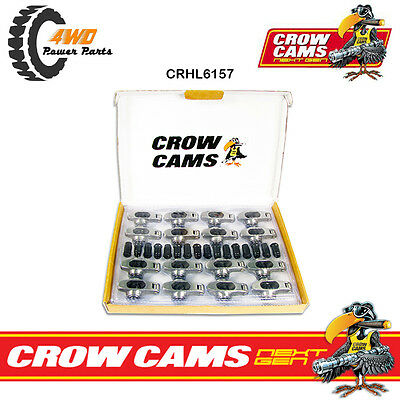 "Crow Cams SS Roller Rockers 7/16"" Stud 1.5:1 Holden 6 Cyl 179 186 202 CRHL6157"
