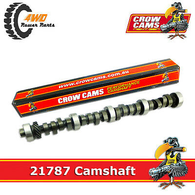 Crow Cams Ford V8 302 351 Cleveland Street Strip Aggressive Idle Camshaft 21787
