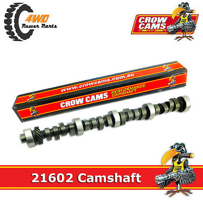 Crow Cams Ford V8 302 351 Cleveland Mild Street Low Down Torque Camshaft 21602