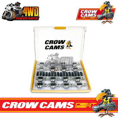 "Crow Cams Roller Rockers Ford V8 289 302 351 Windsor 7/16"" Stud 1.6RR CRFW167"