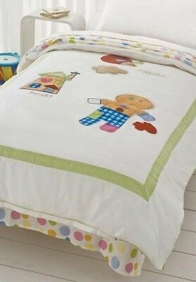 NEW My First Bed 5 Piece Pack Gingerbread Man