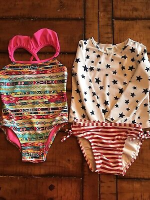 JESSICA SIMPSON/OLD NAVY 18 Month Girl Swimsuits *FREE SHIPPING* EUC