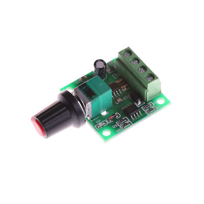DC 1.8V 3V 5V 6V 12V 2A Low Voltage Motor Speed Controller PWM 1803B 9UK