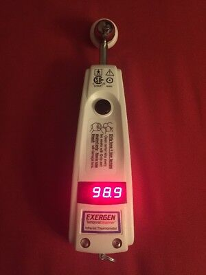 Exergen Temporal Scanner Infrared Thermometer TAT-5000 2017 Model, Like New!!