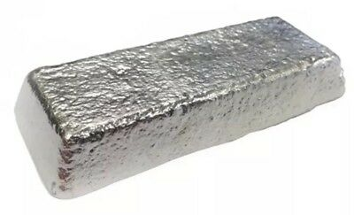 Alloy R92 Pewter Casting Ingot (92%Tin, Antimony 8%), GREAT DEAL!!!