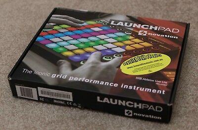 Novation Launchpad MK2 RGB Ableton Live Controller Launch Pad MkII