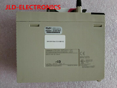 Omron  CS1W-SPU01-V2 CS1WSPU01V2 used in good condition
