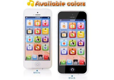 Educational Learning Toy Cell Phone Toddler Baby Tablet Gift for Kids Children