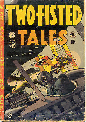 Two-Fisted Tales #34 (Jul-Aug 1953, EC), Wally Wood
