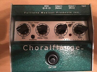 Choral Flange / Full Tone Musical Products