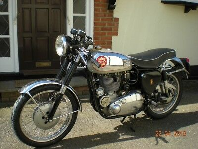 BSA DB32 Gold Star - immaculate condition
