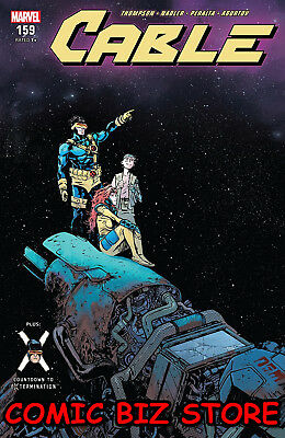Cable #159 (2018) 1St Printing Bagged & Bioarded Marvel Comics