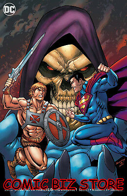 Injustice Vs Masters Of The Universe #1 (Of 6) (2018) 1St Print Variant Cover Dc