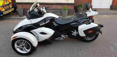 Can Am Spyder RS Roadster 2010