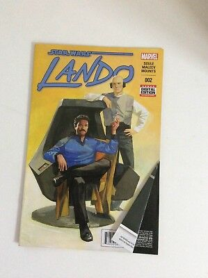 Star Wars : Lando, 2	Marvel	2015