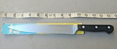 Ed. Wusthof Dreizackwerk Carving Knife 4522 / 20Cm - Made In Germany