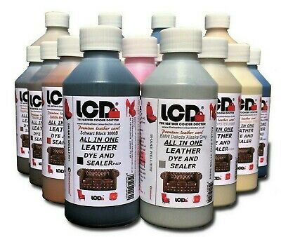 BMW Leather All In One Colourant Dye Touch Up Repair  Car Interior repair kit