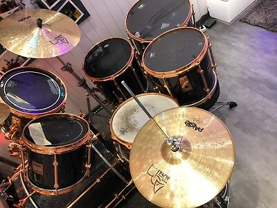SONOR HILITE Drumset 22Base, 14 Zoll snare 10,12,13,16,Toms