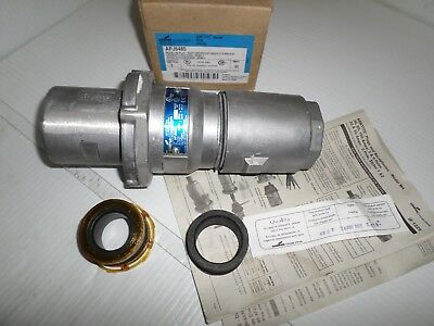 * New In Box*  Crouse Hinds 60 Amp 3W 4P Plug Apj6485 Mates With Ar642